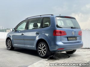Volkswagen Touran 1.4A TSI (New 10-yr COE)