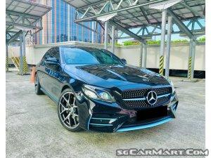 Mercedes-Benz E-Class E53 Mild Hybrid AMG 4MATIC Premium