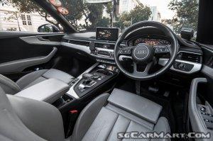 Audi A5 Cabriolet 2.0A TFSI S-tronic Design