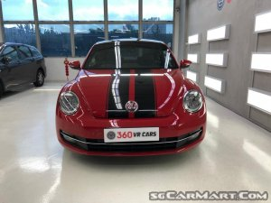 Volkswagen Beetle 1.4A TSI
