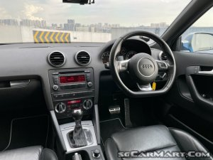 Audi RS 3 Sportback 2.5A TFSI Quattro (New 10-yr COE)