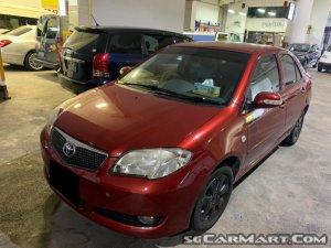 Toyota Vios 1.5A E (COE till 02/2022)