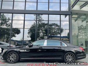 Mercedes-Benz Maybach S-Class S600