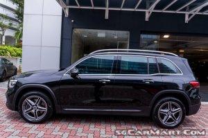 Mercedes-Benz GLB-Class GLB250 AMG Line 4MATIC Premium Plus 7-Seater
