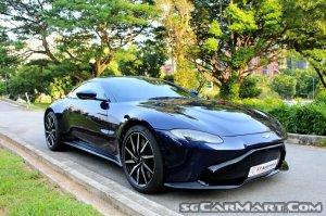 Aston Martin New Vantage 4.0A