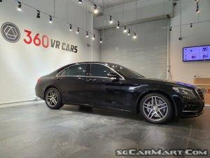 Mercedes-Benz S-Class S600L AMG Line