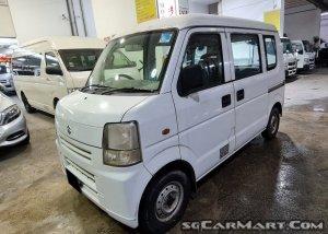 Suzuki Every (COE till 06/2022)