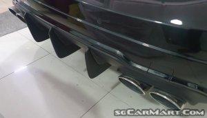 Mercedes-Benz C-Class C200 AMG (New 10-yr COE)