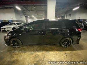 Toyota Wish 2.0A (COE till 01/2030)
