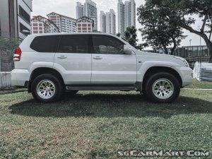 Toyota Prado 2.7A (COE till 03/2027)