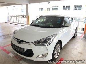 Hyundai Veloster 1.6A