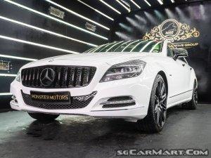 Mercedes-Benz CLS-Class CLS350 Sunroof (COE till 09/2030)