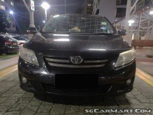 Toyota Corolla Altis 1.6A (COE till 04/2023)