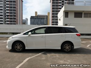 Toyota Wish 1.8A X (COE till 08/2029)