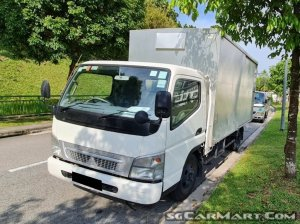 Mitsubishi Fuso Canter FE83 (COE till 09/2030)