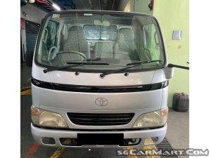 Toyota Dyna 150 3.0M (COE till 02/2026)