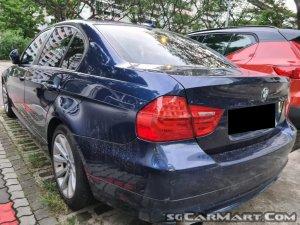 BMW 3 Series 318i Sunroof (COE till 07/2030)