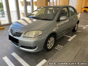 Toyota Vios 1.5A E (COE till 10/2021)