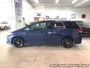 Toyota Wish 1.8A X (COE till 09/2024)