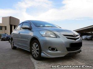 Toyota Vios 1.5A E Sports (COE till 04/2023)