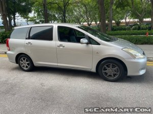 Toyota Wish 1.8A XE (COE till 02/2028)
