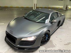 Audi R8 4.2A FSI Quattro (COE till 05/2028)