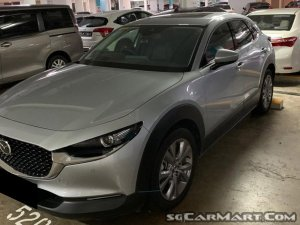 Mazda CX-30 2.0A Luxury Sunroof