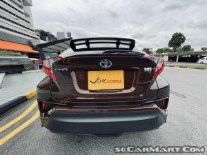 Toyota C-HR Hybrid 1.8A S