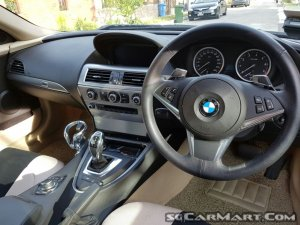 BMW 6 Series 630i Coupe (COE till 07/2030)