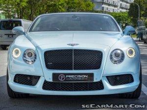 Bentley Continental GT Convertible 4.0A V8