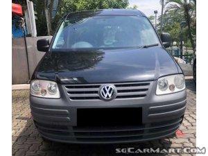 Volkswagen Caddy 2.0M (COE till 10/2022)