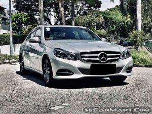 Mercedes-Benz E-Class E220 CDI AMG Sport (COE till 01/2027)