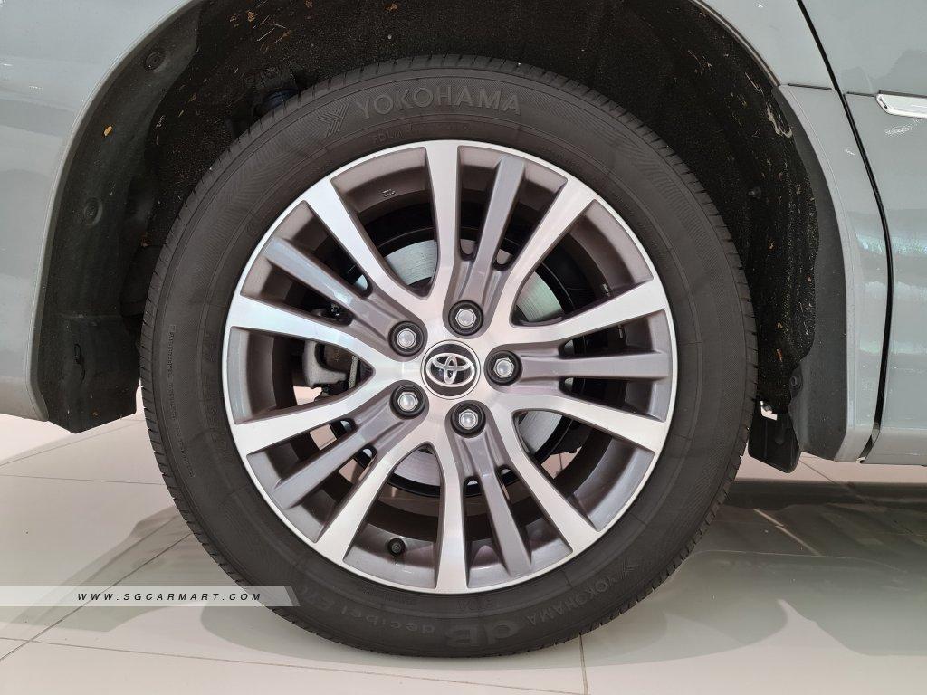 2020 Toyota Previa 2.4A Aeras Luxury Moonroof