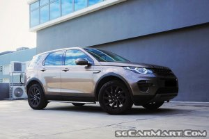Land Rover Discovery Sport Diesel 2.0A SE 7-Seater
