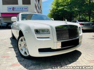 Rolls-Royce Ghost (New 10-yr COE)