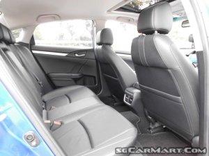 Honda Civic 1.5A VTEC Turbo Sunroof