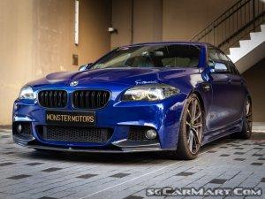 BMW 5 Series 535i Sunroof (COE till 11/2030)