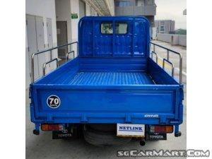 Toyota Dyna 150 3.0M (COE till 10/2023)