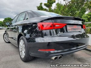 Audi A3 Sedan 1.4A TFSI Attraction