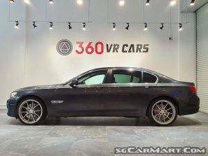 BMW 7 Series 730Li Sunroof (COE till 04/2031)