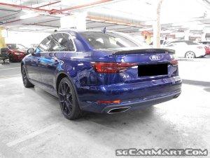 Audi A4 2.0A TFSI S-tronic