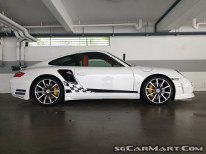 Porsche 911 Turbo Coupe Tip (COE till 04/2028)