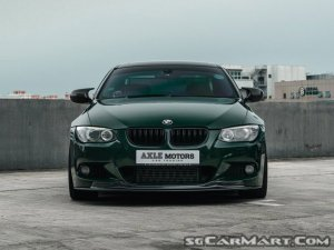 BMW 3 Series 335i Coupe Sunroof (COE till 05/2030)