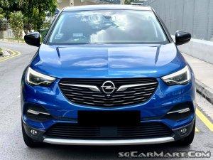 Opel Grandland X 1.2A Turbo Innovation Premium