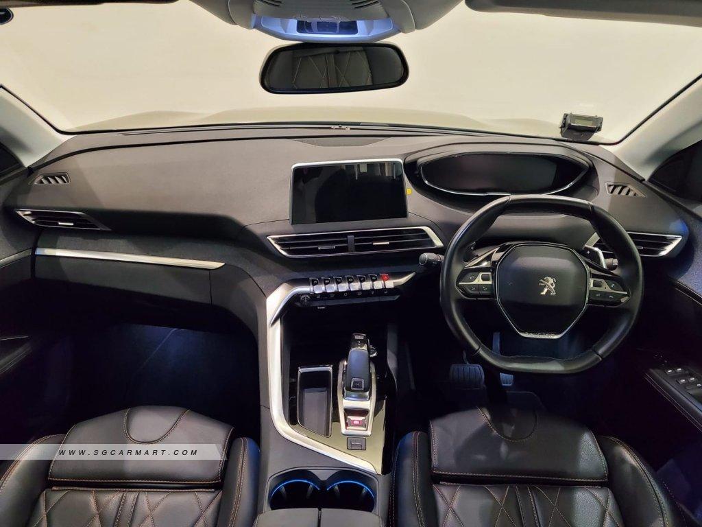 2018 Peugeot 3008 1.6A EAT6 Allure