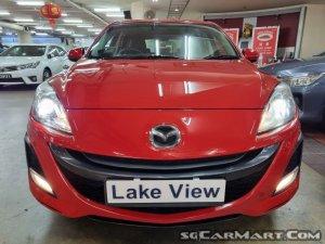 Mazda 3 HB 1.6A Luxury (COE till 06/2025)