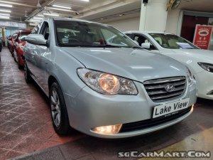 Hyundai Avante 1.6A S (COE till 10/2023)