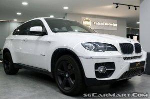 BMW X6 xDrive35i (New 10-yr COE)