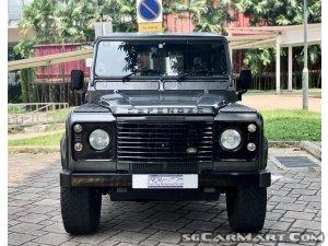 Land Rover Defender 90 (COE till 09/2023)