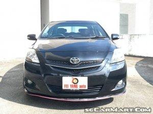 Toyota Vios 1.5A G (COE till 08/2024)